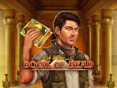 Få Free Cash Spins på Book of Dead