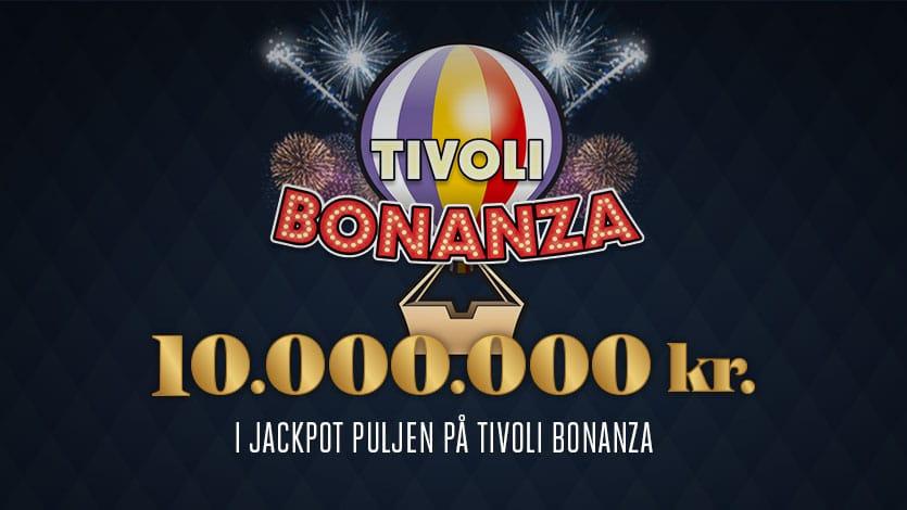 Vind 10 millioner kr. på Tivoli Bonanza