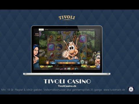 Store gevinster vundet på TivoliCasino