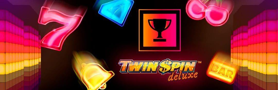 Gratis free spins på Twin Spins Deluxe