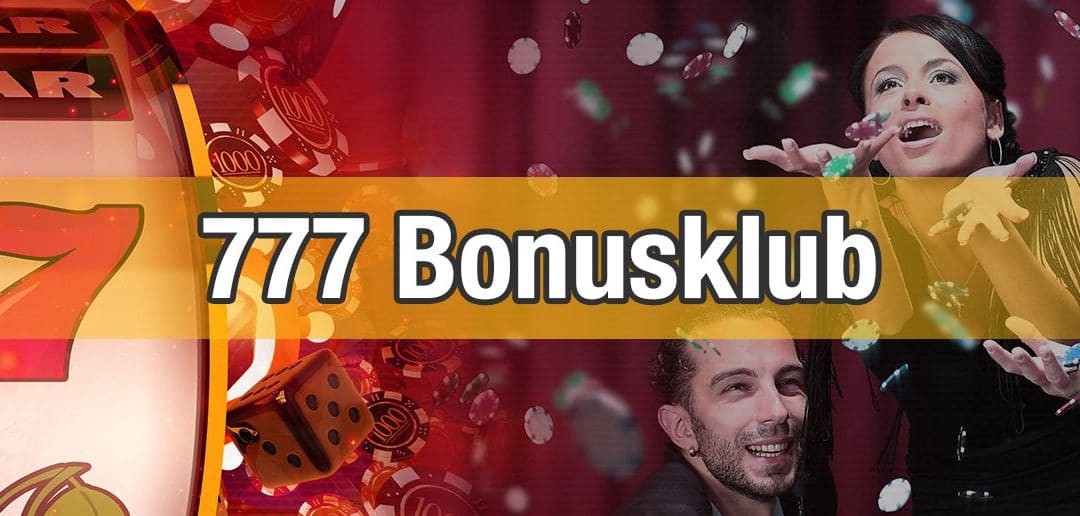 777 bonusklub med faste bonusser