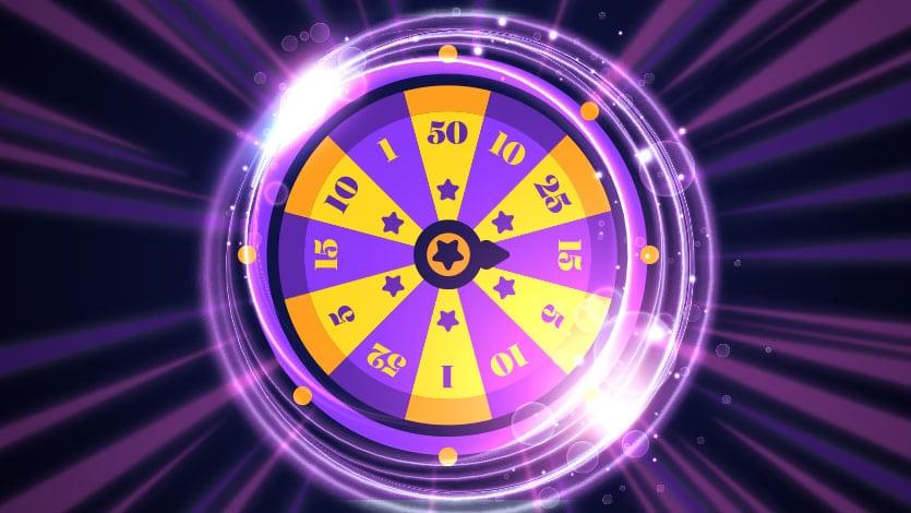 Få free spins uden indskud med søndags-hjulet
