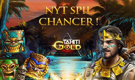Gratis Chancer uden indbetaling til Tahiti Gold