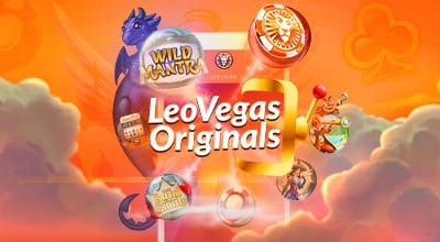 Nye eksklusive spilleautomater hos LeoVegas