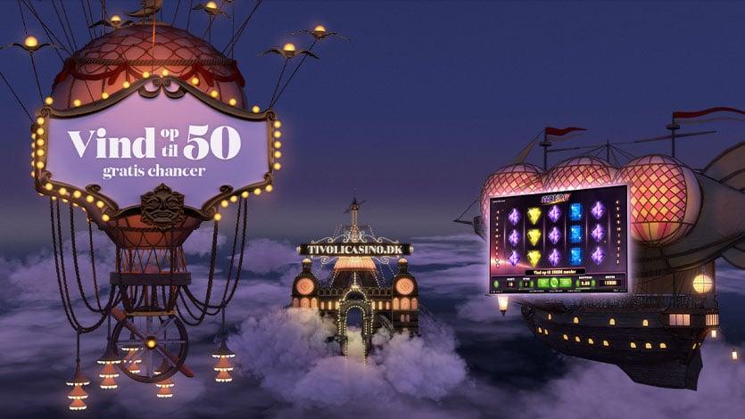 Vind Gratis Chancer til Starburst på dansk casino