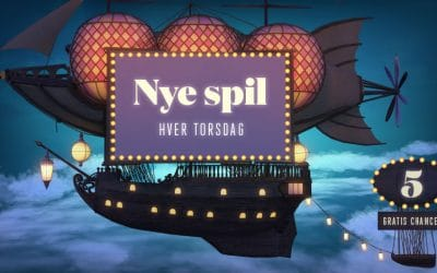 Torsdags free spins Tivoli Casino