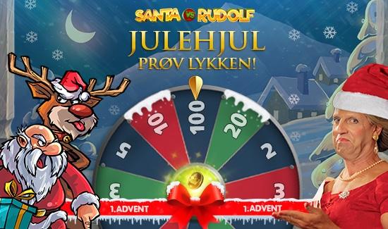 Royal Casino julekalender