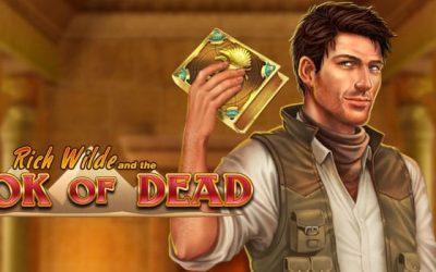 Gratis Chancer uden indskud til Book of Dead