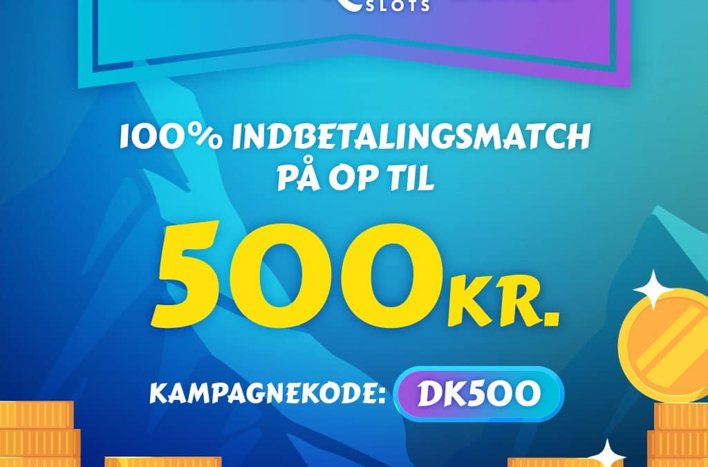 Eksklusiv Kaiserslots bonus med bonuskode