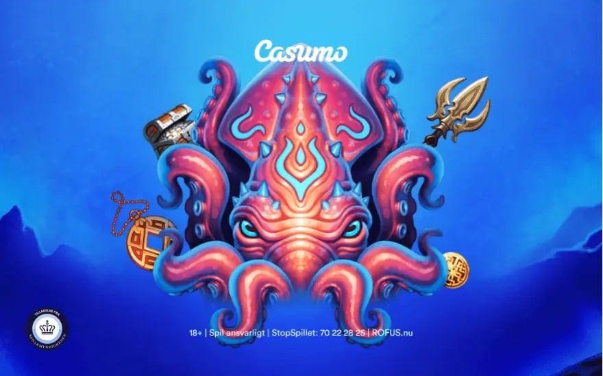 Prøv den nye Beat the Beast: Kraken's Lair