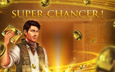 20 Super Chancer til Book of Dead