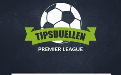 Premier League tipsduellen hos ComeOn