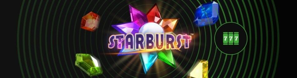Mandags free spins på Starburst
