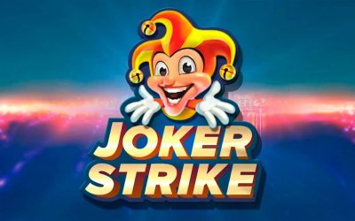 Udløs High Roller spins på Joker Strike