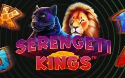 Få gratis Cash Spins til Serengeti Kings