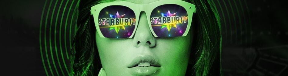 Vind gratis Cash Spins til Starburst