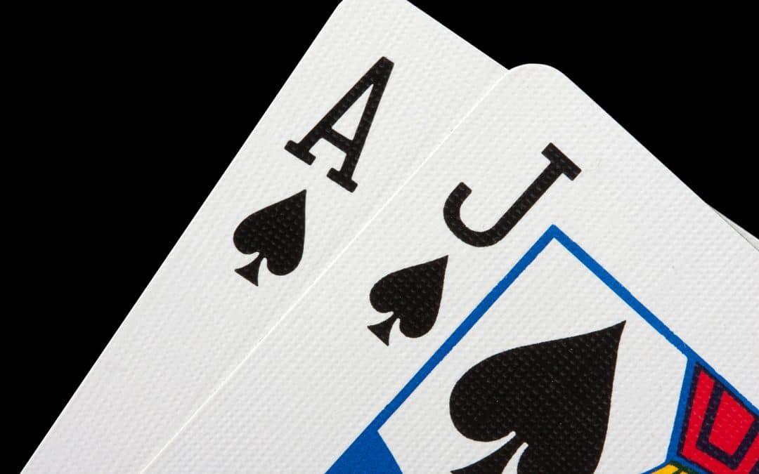 System til at vinde i blackjack