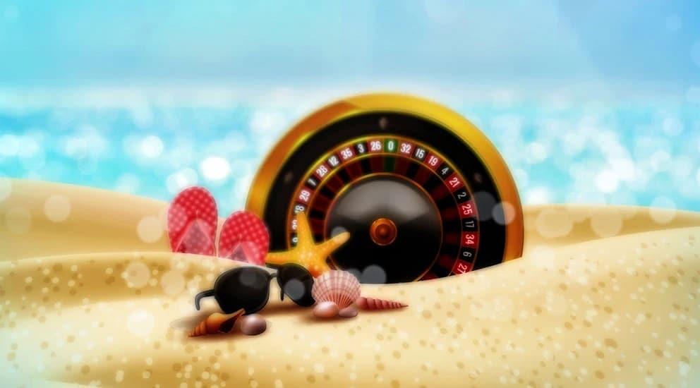 Sommer roulette på hele Danmarks casino
