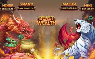 Få Gratis Chancer til nyt jackpotspil