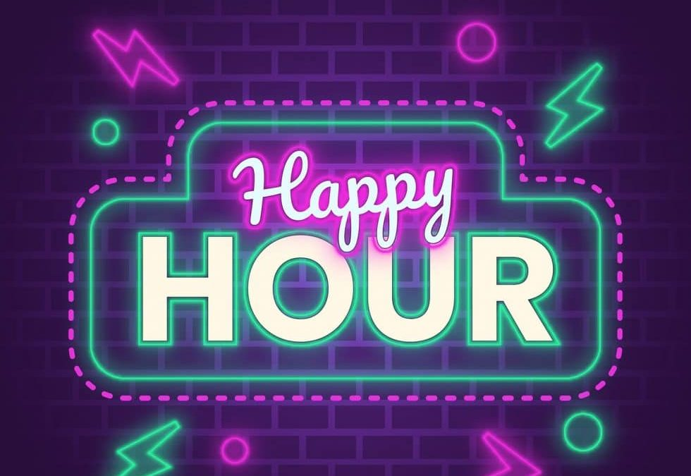 Happy hour bonus op til 500 kroner
