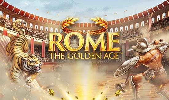 Få weekend bonus til Rome: The Golden Age