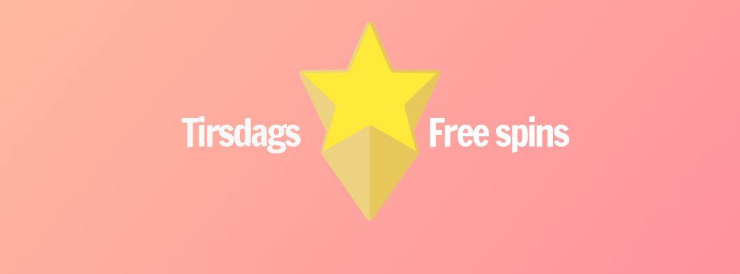 Tirsdags free spins | Cash spins | Gratis Chancer