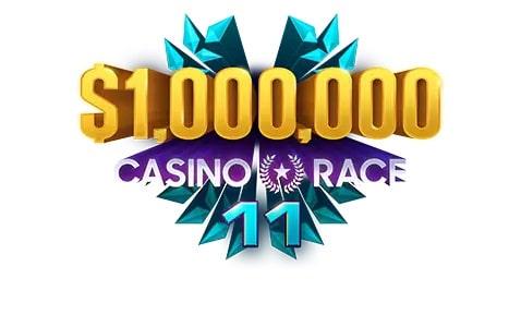 Tid til mega million casinorace på dansk casino