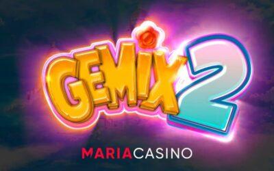 Indløs 100 gratis chancer til GEMIX 2 uden omsætningskrav