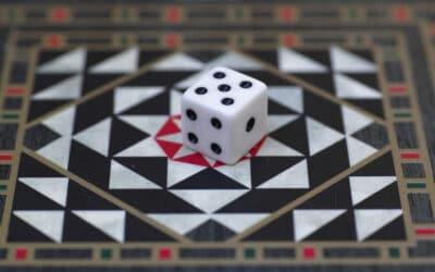 Backgammon online på casino – regler og guide