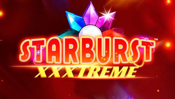 Starburst XXXtreme anmeldelse med bonus