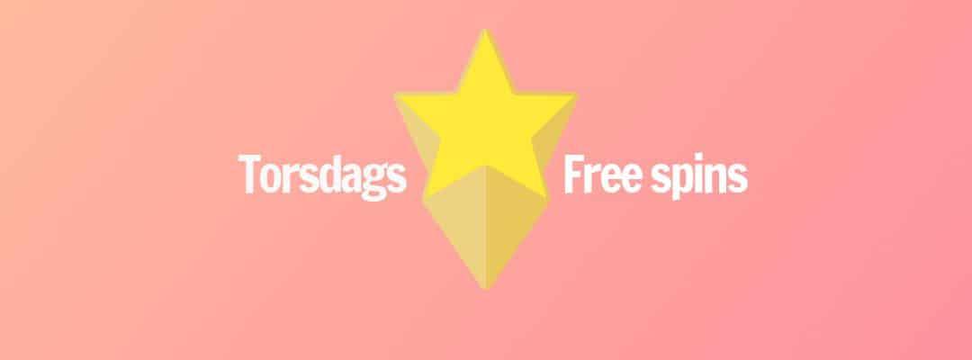 Torsdags freespins | Cash spins | Gratis Chancer